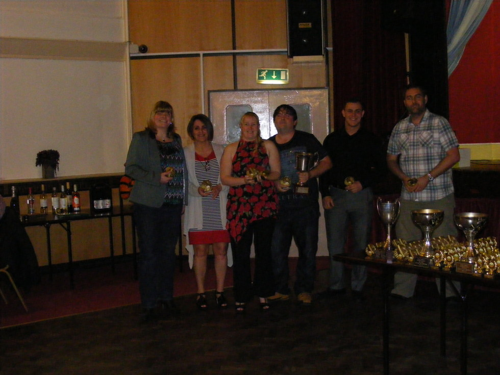 Division 1 Winners - Nomads A