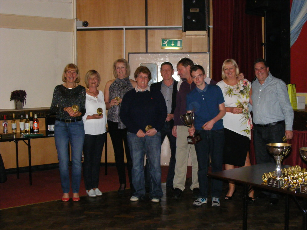 Division 2 Winners - Worsley