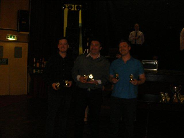 Division 1 Cup Runners Up – Nomads B