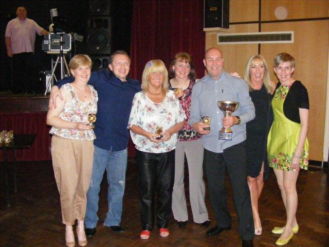 Division 1 Cup Winners – Daten
