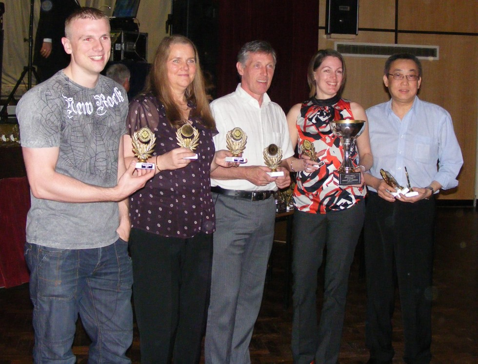 Division 1 Cup Winners – GMT A