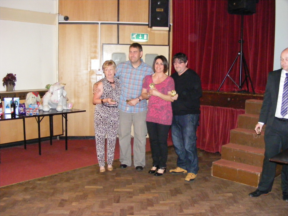Div 1 Runners Up Nomads A
