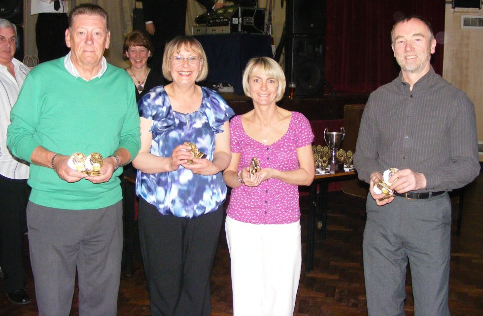 Division 1 Runners Up – PGP A