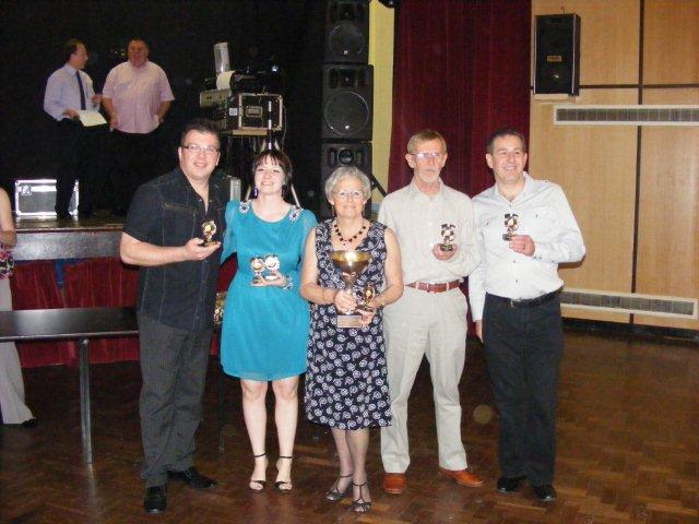 Division 2 Cup Winners – Nomads C