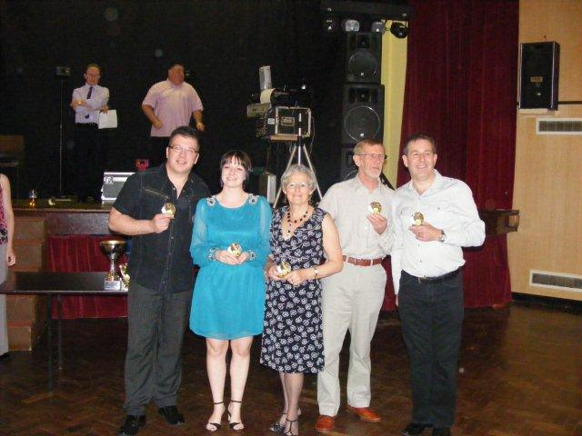 Division 2 Runners Up – Nomads C