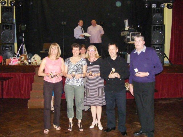 League Cup Runners Up – Roe Green