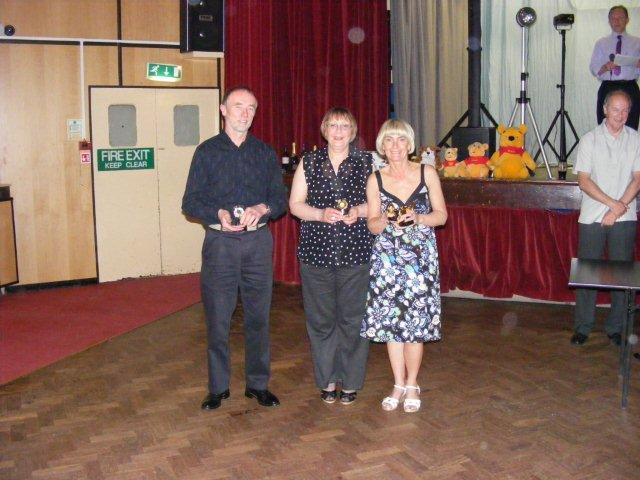 Division 1 Cup Runners Up – PGP A