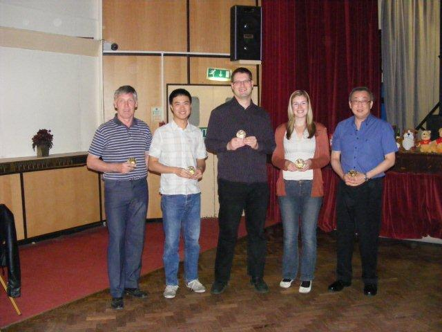 Division 1 Runners Up – GMT