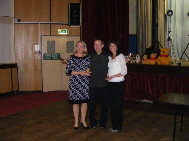 Division 2 Cup Runners Up – Roe Green